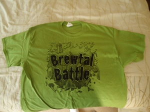 Brewtal Battle T-Shirt