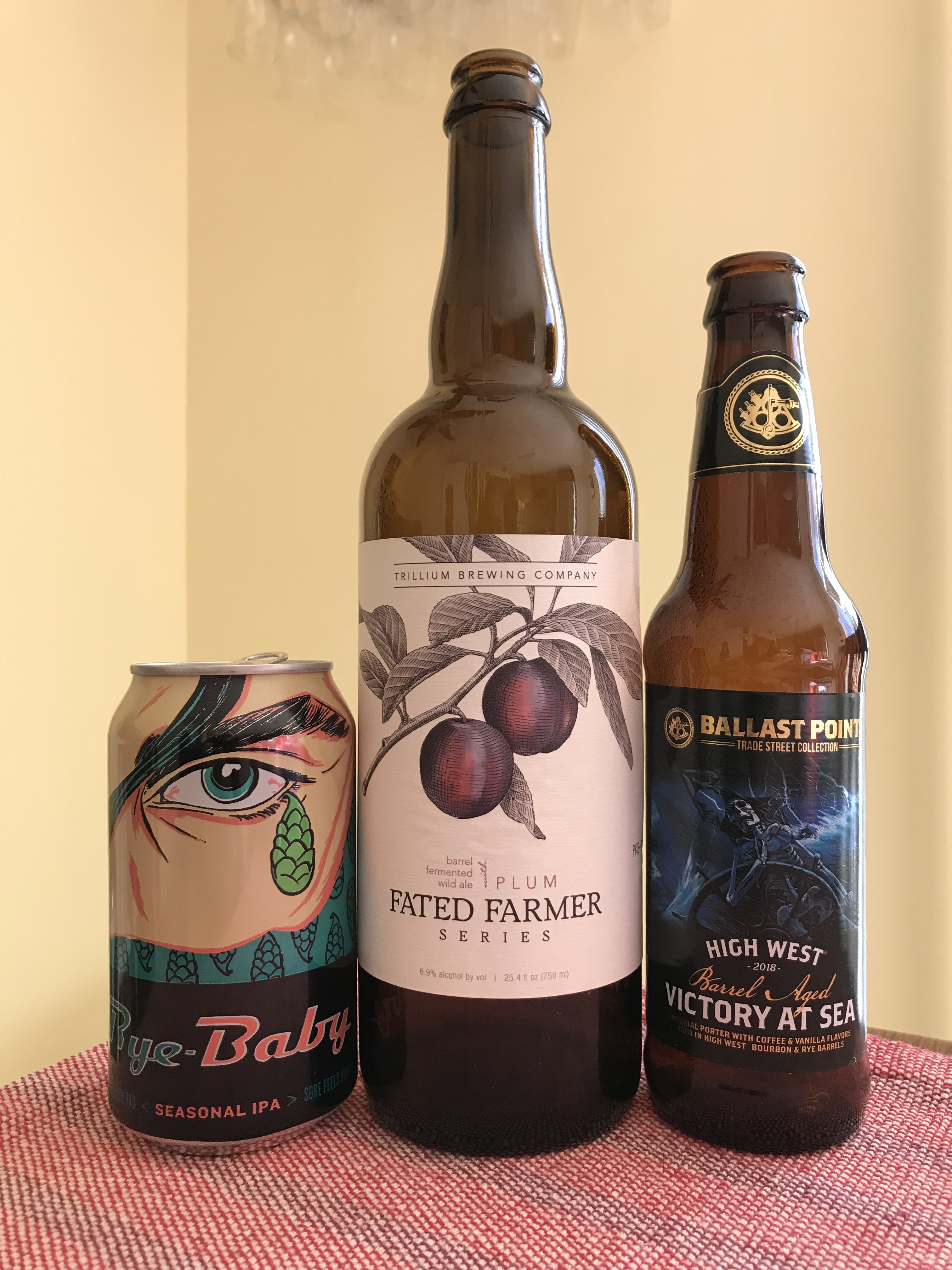 """Mystery Beers Episode #221 – """"That Bad Trillium Topic""""   Brewtal"""