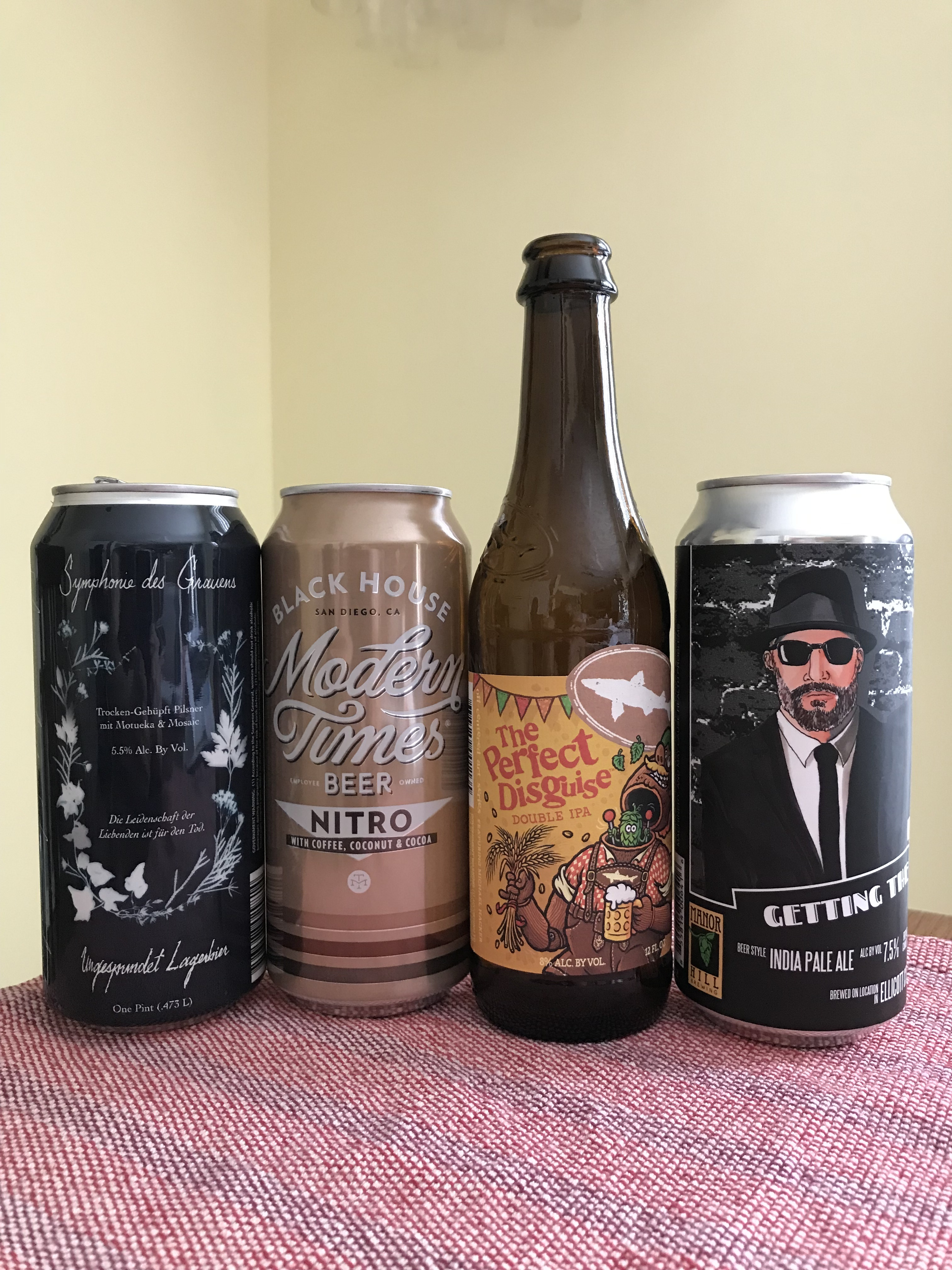 """On The Shelf Episode #11 – """"B C , Dogfish Head, Foreign Objects"""